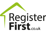 Register First logo